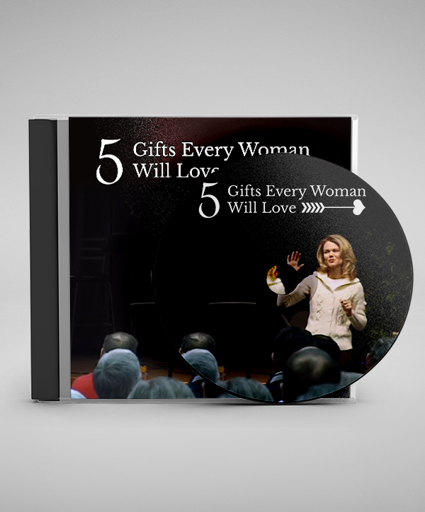 5 Gifts Every Woman Will Love Cd