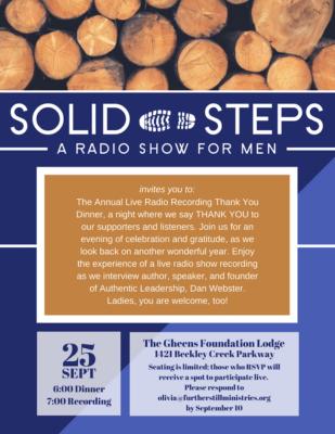 Annual Live Radio Event
